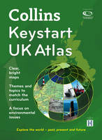 Collins Keystart UK Atlas by Collins Maps