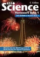 Collins KS3 Science: Homework Book 1 by Patricia Miller, Nicholas Paul