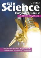 Collins KS3 Science: Homework Book 2 by Graham Farrall, Patricia Miller, Nicholas Paul