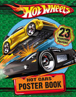 Hot Cars Poster Book by