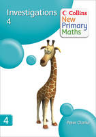 Collins New Primary Maths Investigations 4 by Peter Clarke