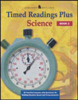Timed Readings Plus Science by McGraw-Hill
