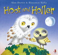 Hoot and Holler by Alan Brown
