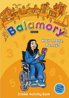 How Many, Penny? A Sticker Activity Book by