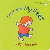 These are My Feet by Judy Horacek