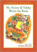 Mr Putter and Tabby Write the Book by Cynthia Rylant