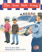 Pm Turquoise Set B Fiction - The Seat Belt Song (x6) by Jenny Giles