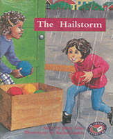 Pm Turquoise Set B Fiction - The Hailstorm (x6) by Jenny Giles