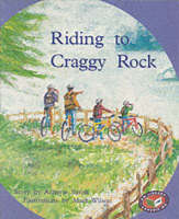 PM Turquoise Set C Fiction - Riding to Craggy Rock (x6) by Annette Smith