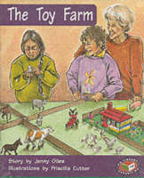 Toy Farm (x6) PM Orange A by Jenny Giles