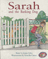 Sarah and the Barking Dog (x6) PM Orange Set B by Jenny Giles