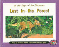 PM Orange Set C Fiction - In the Days of the Dinosaurs Lost in the Forest (x6) by Beverley Randell