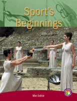PM Ruby Non-fiction Sport's Beginnings (x6) by Mike Dobbie