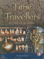 PM Sapphire Non-fiction Time Travellers X6 by Sue Bursztynski