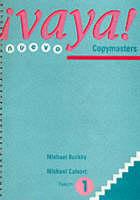 Vaya! Nuevo Copymasters by Michael Buckby, Mike Calvert