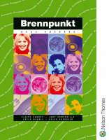 Brennpunkt Neue Ausgabe Student's Book by Claire Sandry, Judy Somerville, Peter Morris, Helen Aberdeen
