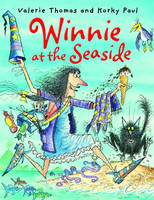 Winnie at the Seaside by Valerie Thomas
