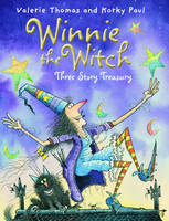 Winnie the Witch Three Story Treasury by Valerie Thomas