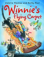 Winnie's Flying Carpet by Valerie Thomas