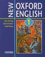 New Oxford English Student's Book 1 by Anne Powling, John O'Connor, Geoff Barton