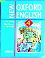 New Oxford English Student's Book 4 by Anne Powling, John O'Connor, Geoff Barton