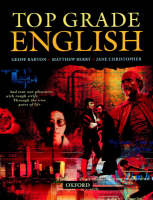 Top Grade English by Geoff Barton, Matthew Berry, Jane Christopher
