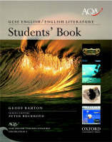 AQA English GCSE Specification A Students' Book by Geoff Barton