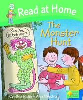Read at Home: More Level 2B: Monster Hunt by Cynthia Rider, Kate Ruttle, Annemarie Young