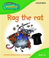 Read Write Inc. Phonics: Rag the Rat Book 2a by Ruth Miskin