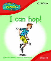 Read Write Inc. Home Phonics: I Can Hop!: Book 1d by Ruth Miskin