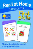 Read at Home: First Skills: Flashcards by Roderick Hunt