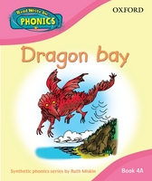 Read Write Inc. Home Phonics: Dragon Bay: Book 4A by Ruth Miskin