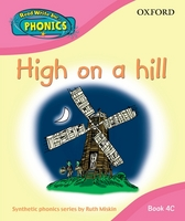Read Write Inc. Home Phonics: High on a Hill: Book 4C by Ruth Miskin