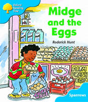 Oxford Reading Tree: Level 3: Sparrows: Midge and the Eggs by Roderick Hunt, Jo Apperley