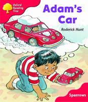 Oxford Reading Tree: Level 4: Sparrows: Adam's New Car by Roderick Hunt
