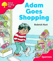 Adam Goes Shopping by Roderick Hunt