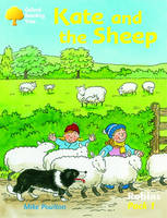 Oxford Reading Tree: Robins: Pack 1: Kate and the Sheep by Mike Poulton