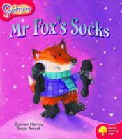 Oxford Reading Tree: Level 4: Snapdragons: Mr Fox's Socks by Damian Harvey