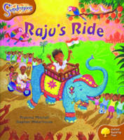 Oxford Reading Tree: Level 8: Snapdragons: Raju's Ride by Pratima Mitchell