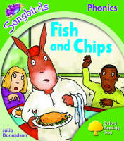 Oxford Reading Tree: Stage 2: Songbirds Phonics: Class Pack (36 Books, 6 of Each Title) by Julia Donaldson, Clare Kirtley
