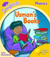 Oxford Reading Tree: Level 5: Songbirds: Usman's Books by Julia Donaldson, Clare Kirtley