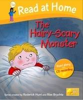Read at Home: Level 5a: the Hairy-scary Monster Book and CD by Cynthia Rider
