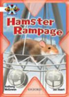 Project X: Journeys: Hamster Rampage by Anthony McGowan