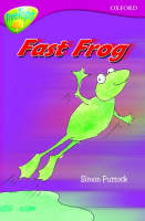Oxford Reading Tree: Level 10b: Treetops: Fast Frog by Simon Puttock