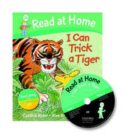 Read at Home: 2b: I Can Trick a Tiger Book + CD by Roderick Hunt, Cynthia Rider