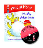 Read at Home: 4c: Husky Adventure Book + CD by Roderick Hunt, Cynthia Rider