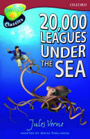 Oxford Reading Tree: Level 15: Treetops Classics: 20,000 Leagues Under the Sea by David Tomlinson