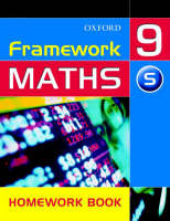 Framework Maths: Year 9: Support Homework Book by David Capewell