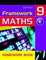 Framework Maths Extension Homework Book by David Capewell, etc.