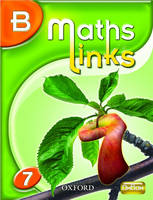 MathsLinks: 1: Y7 Students' Book B by Ray Allan